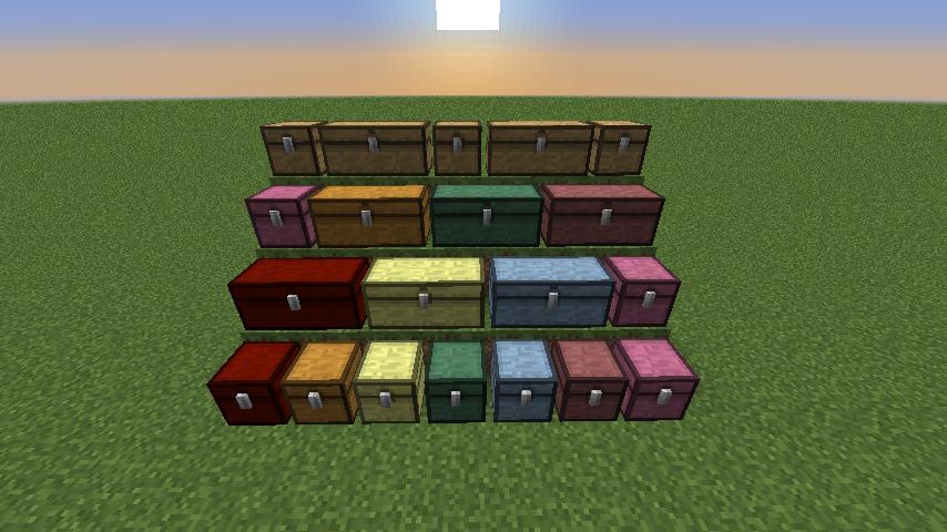 Charset Storage - Chests - Mods - Minecraft - CurseForge